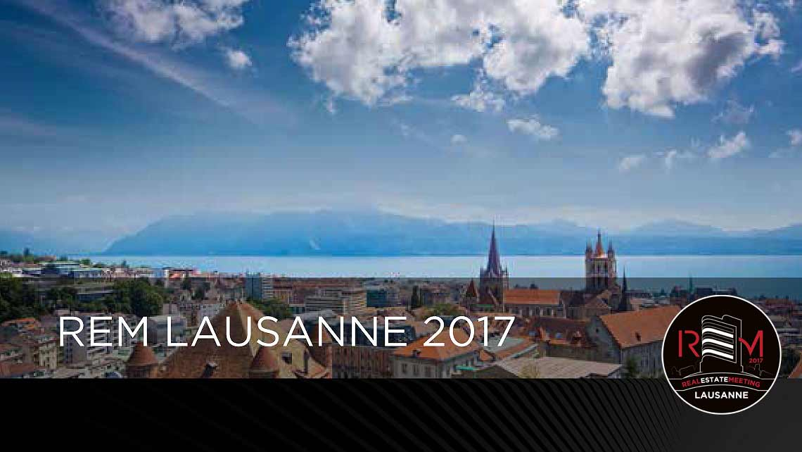 REal Estate Meeting Lausanne 2017 - Privilege Events