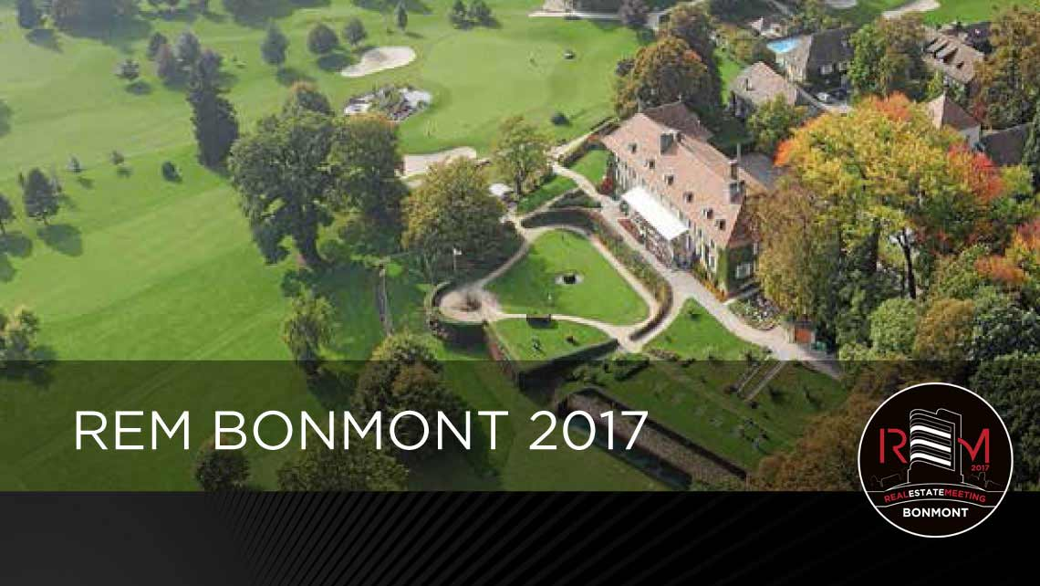 Real Estate Meeting Bonmont 2017 - Privilege Events
