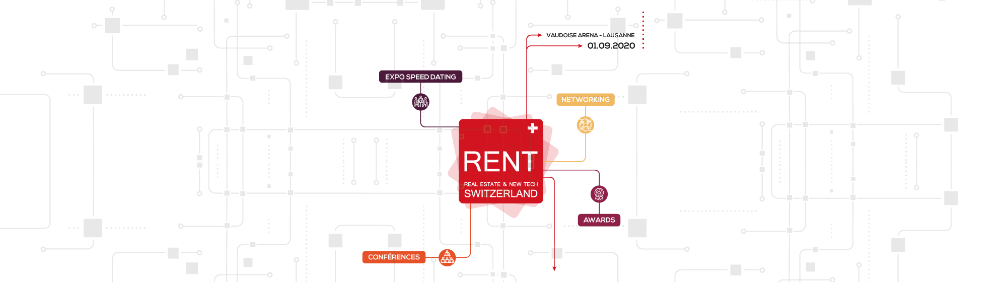 Rent switzerland 2020 - Privilege Events