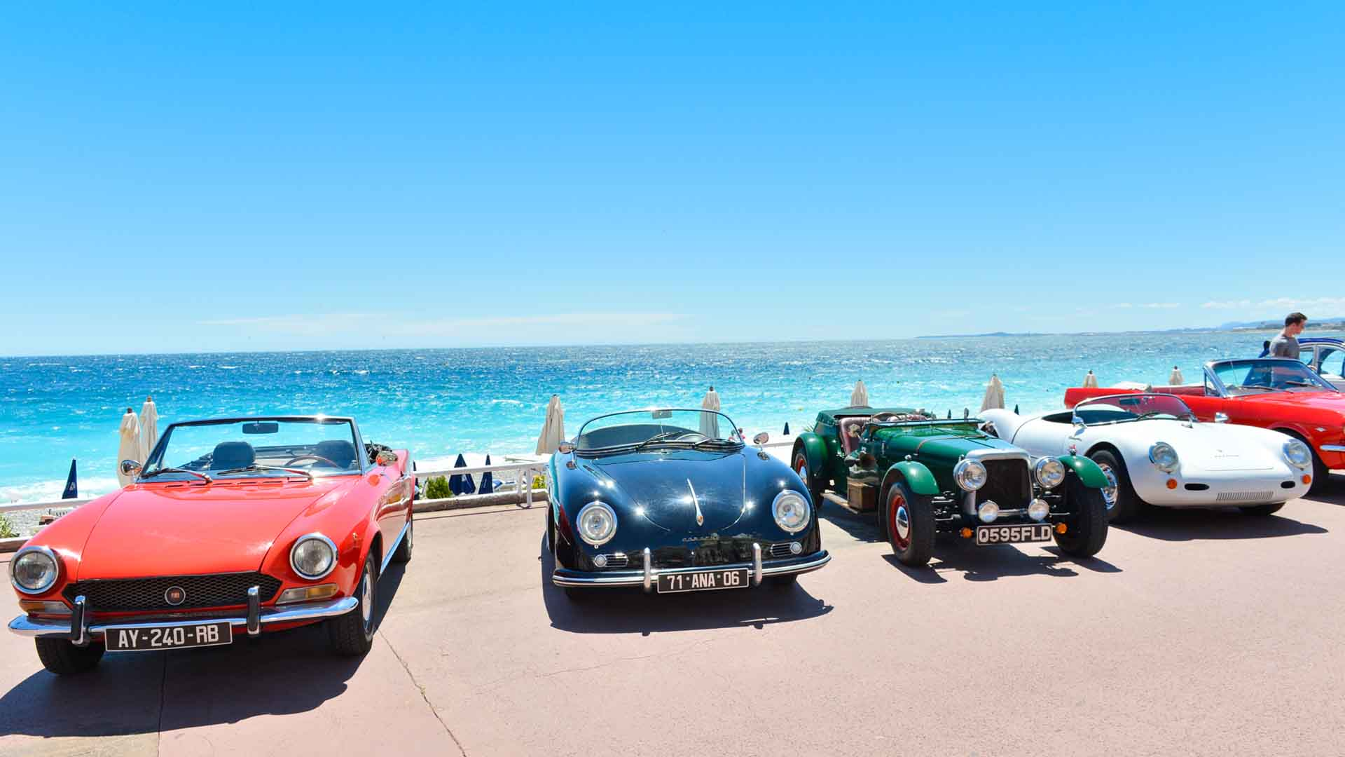 Classic car rally - Privilege Events